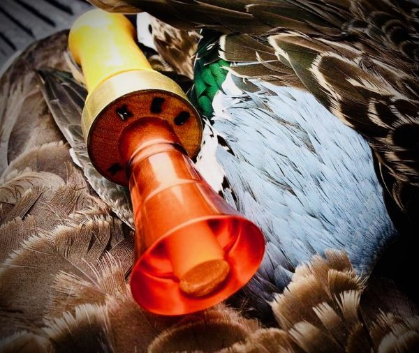 Corn Cutter Duck Call