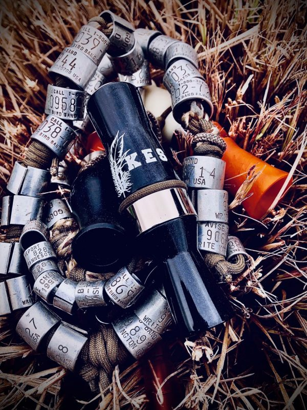 Quill Goose Call